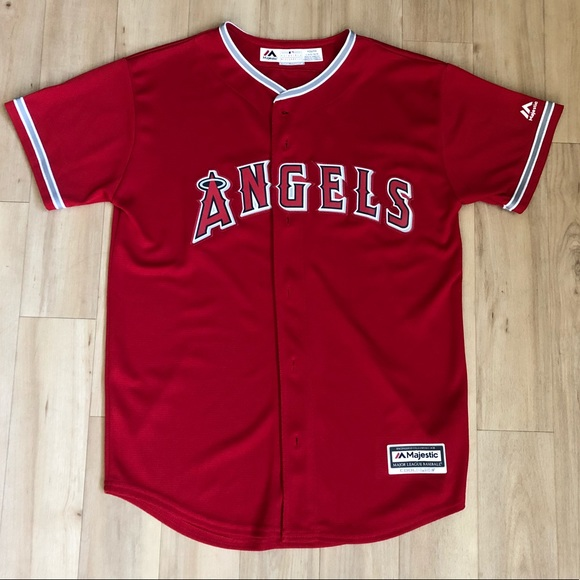 Majestic Other - Mike Trout Angels Jersey 4ede7ea12